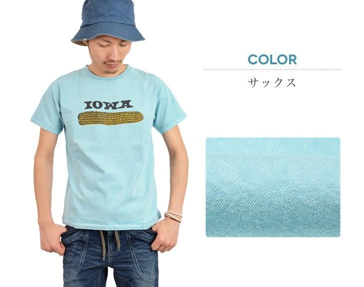プリントTシャツ(IOWA)