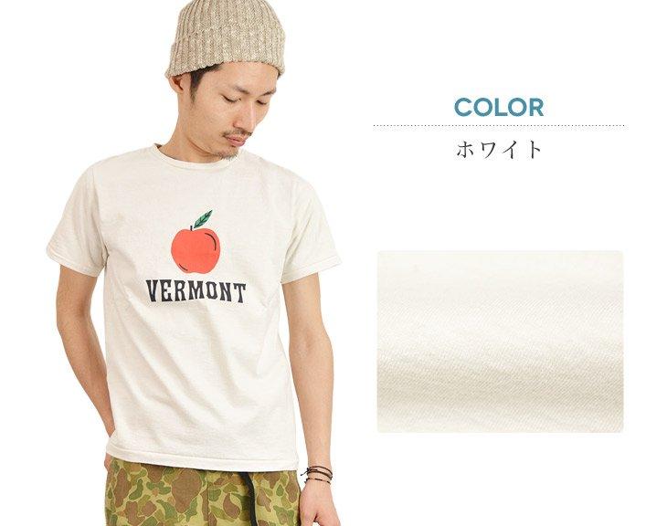 プリントTシャツ(VERMONT)