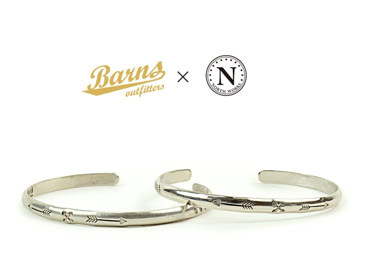 BARNS×NORTH WORKS
