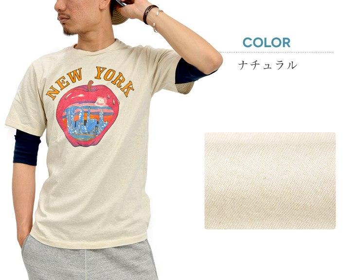 ナチュラルTシャツ