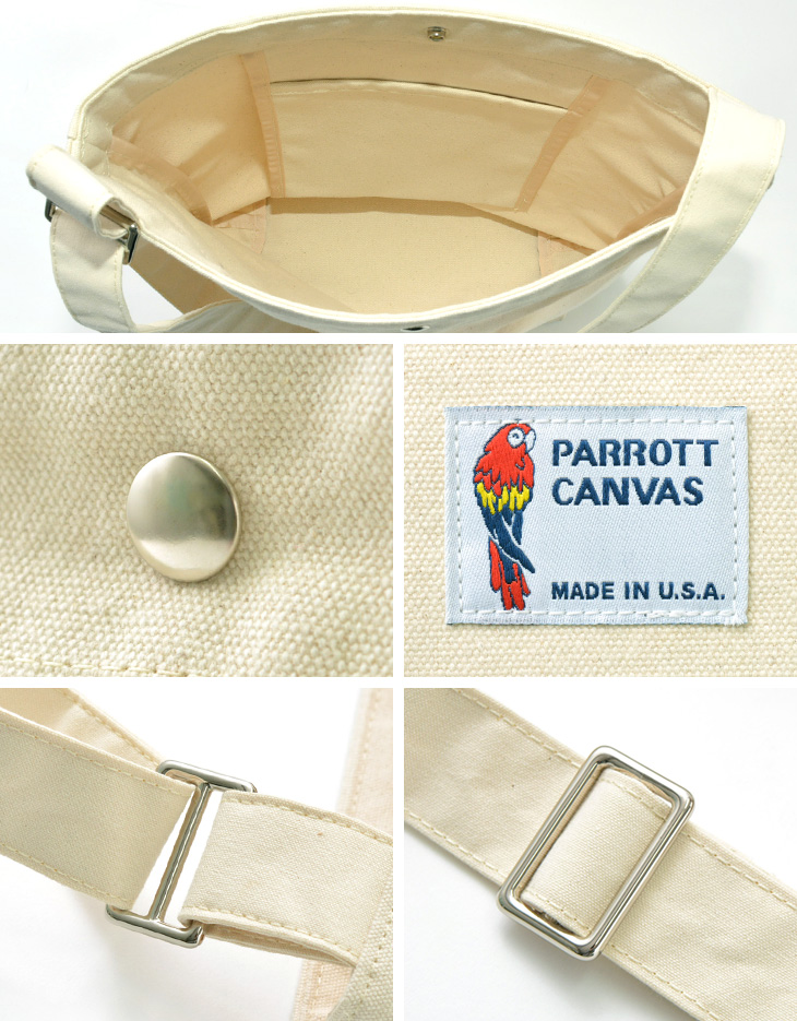 PARROTT CANVAS