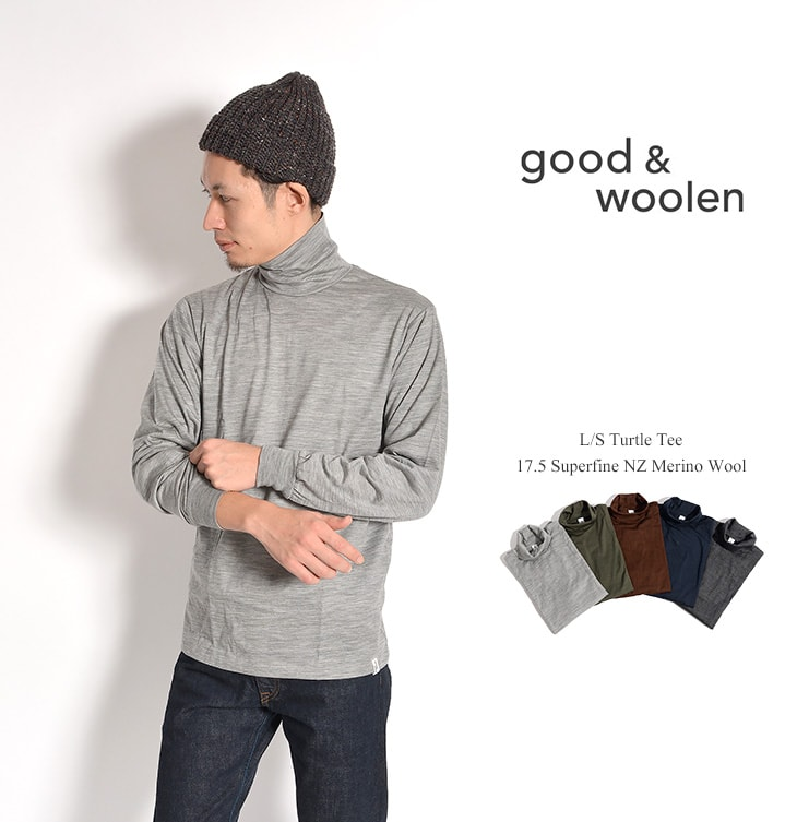 GOOD&WOOLEN