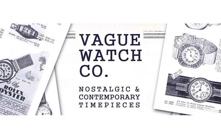 VAGUE WATCH Co.