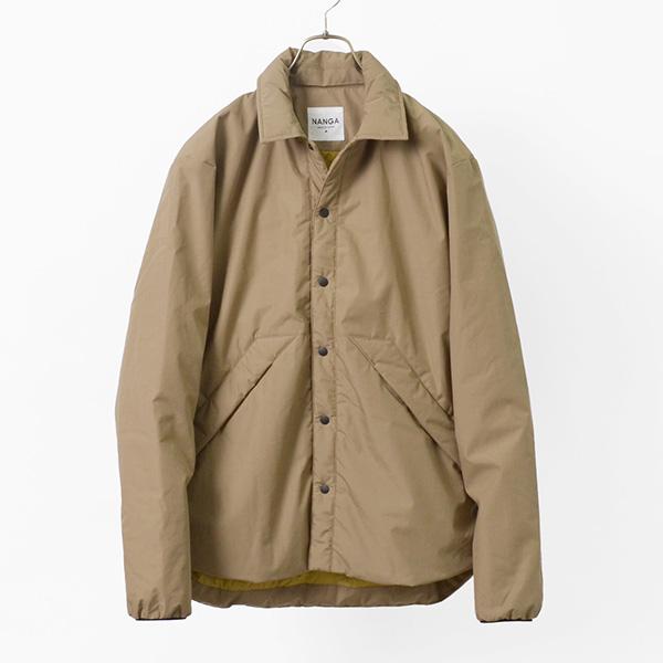 別注タキビ ダウンシャツジャケット